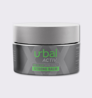 Extra Strong CBD Body Balm