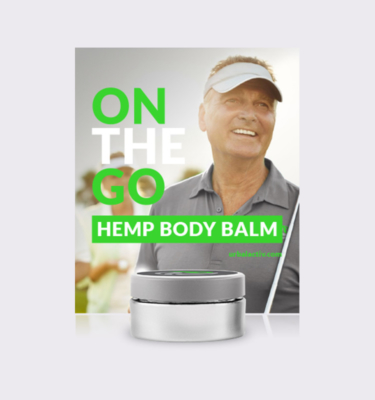 On-the-Go Body Balm