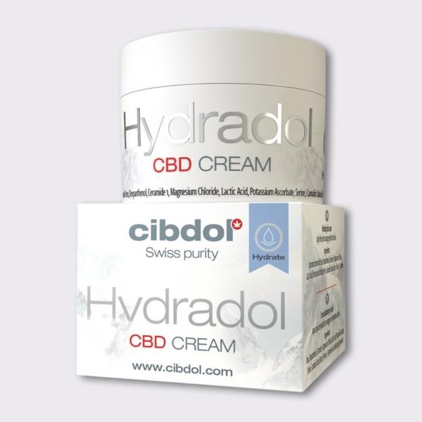 Hydradol CBD Moisturising Cream