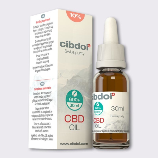 Cibdol 3000mg CBD Oil