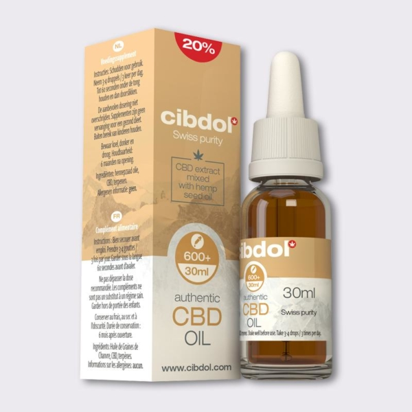 CBD Hemp Oil 6000mg