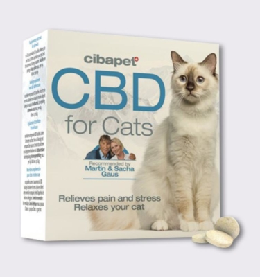 Cibapet CBD Pastilles For Cats