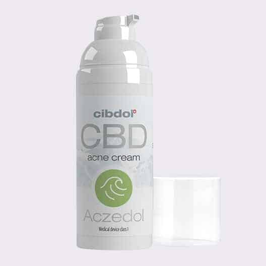 aczedol acne cbd
