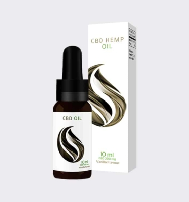 CBD Oil 200mg 10ml