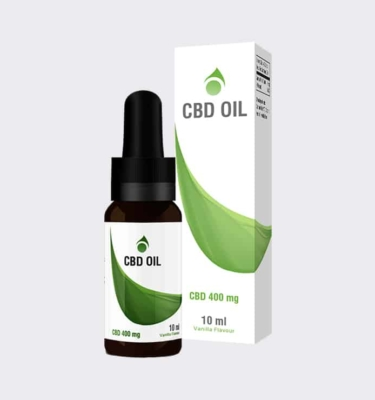 CBD Oil 400mg 10ml