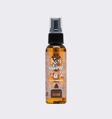 koi pet tincture