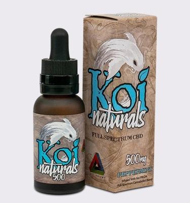 KOI Naturals Peppermint
