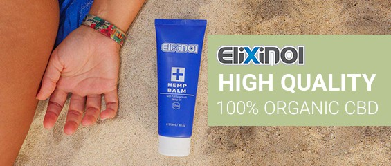 elixinol cbd oil