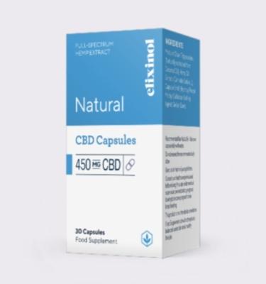 Elixinol CBD 450mg