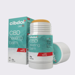CBD Heating balm