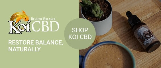 Koi CBD in South Africa