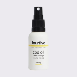 fourfivecbd CBD Oils(Natural)