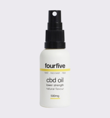 fourfivecbd natural 500mg