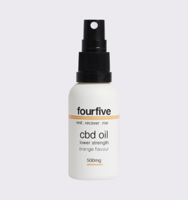 fourfive-cbd-500mg-orange-bottle