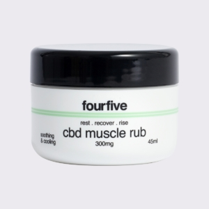 fourfivecbd CBD Muscle Rub