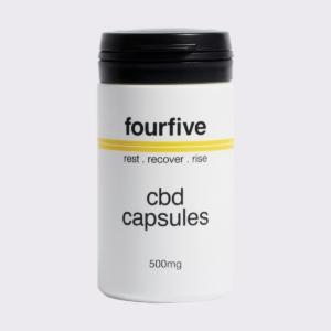 fourfivecbd CBD Capsules