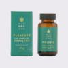 2 biomedcan pleasure cbd capsules 300mg bottle package front 1000x1000 1