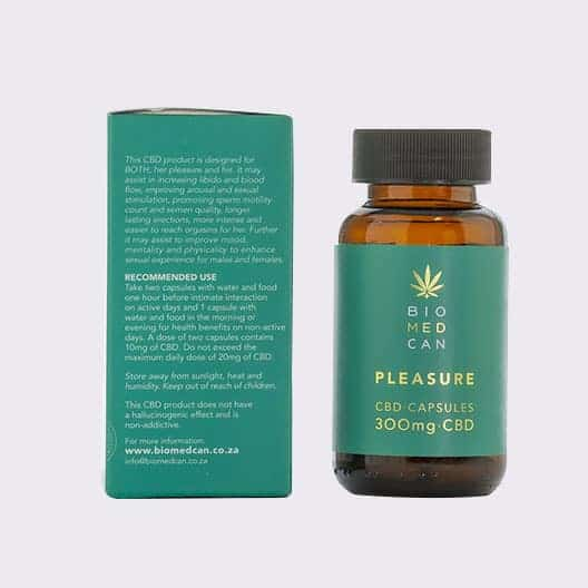 6 biomedcan pleasure cbd capsules 300mg bottle package right 1000x1000 1