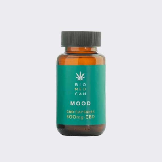 1 biomedcan mood cbd capsules 300mg bottle front 1000x1000 1