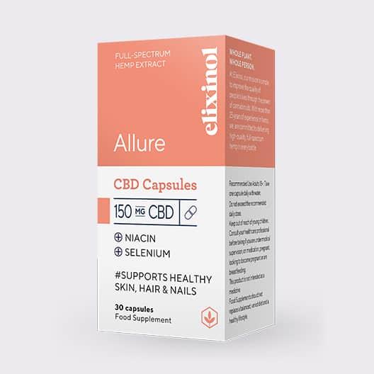 Elixinol Allure box