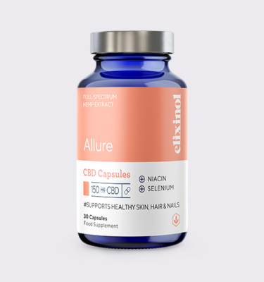 Elixinol Bottle Blended Allure