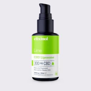 Elixinol Liposomal Lime