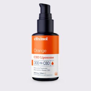 Elixinol Liposomal Orange