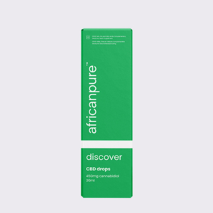 Africanpure Discover CBD 450mg