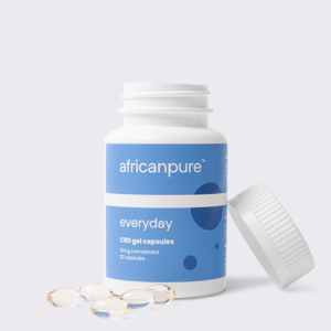 Africanpure Everyday Gel Capsules 300mg