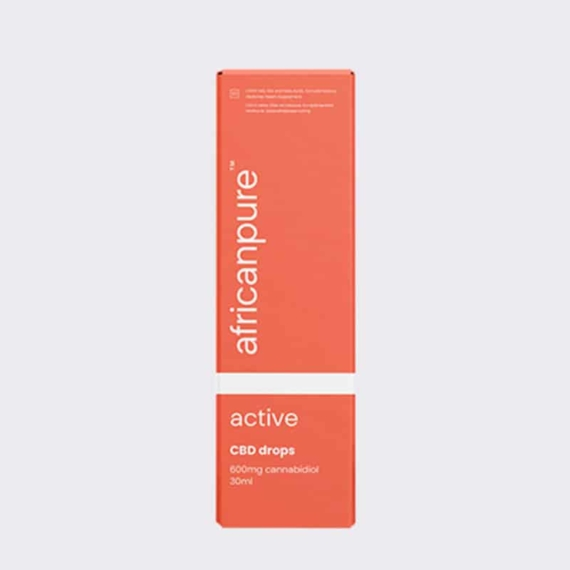 AFRICANPURE ACTIVE BOX 1