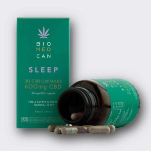 BIOMEDCAN CBD SLEEP CAPSULES