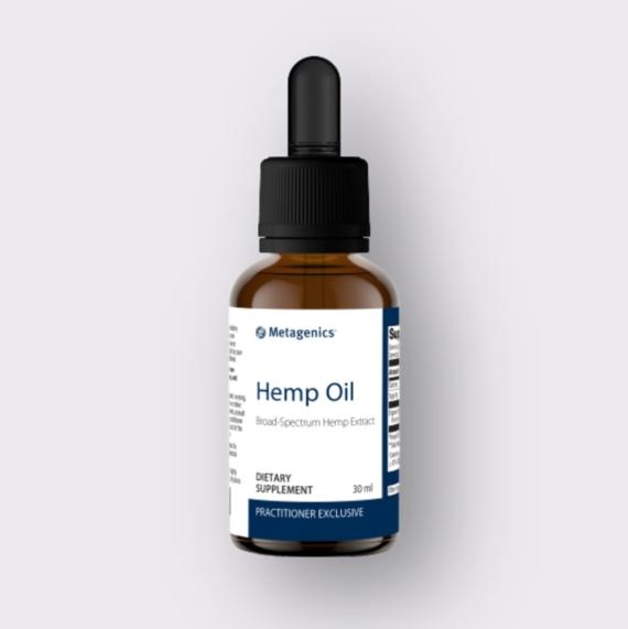 Metagenics Hemp oil