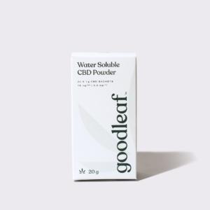 Water-Soluble CBD Powder Sachets (20)