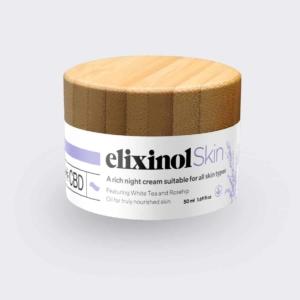 Elixinol Night Cream