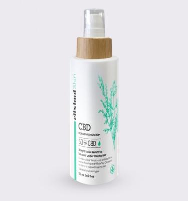 Elixinol Skin Rejuvenating Serum Bottle