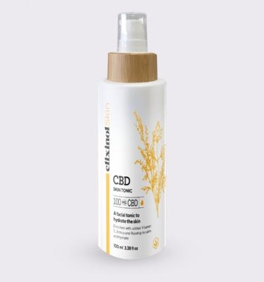 Elixinol Skin Skin Tonic Bottle