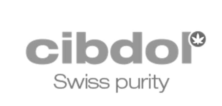 Cibdol Black Logo