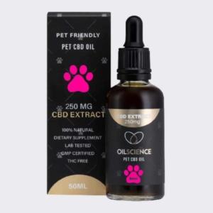 250mg Pet CBD Oil Drops