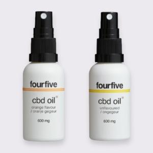 FourFiveCBD 600mg CBD Oil